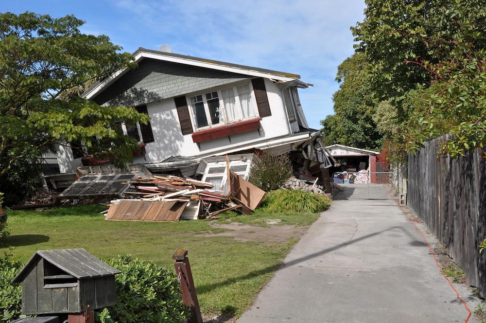 earthquake insurance Cedar Hill TX